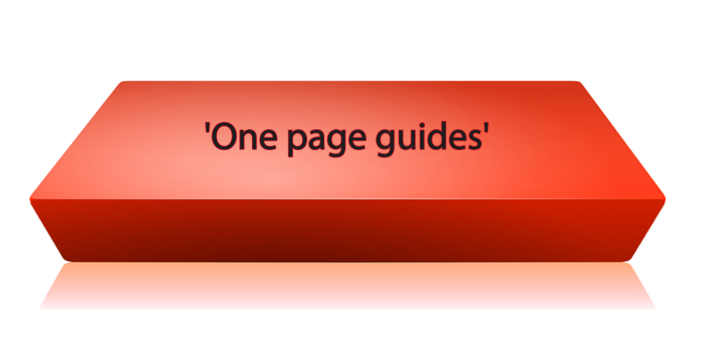 OnePageGuides
